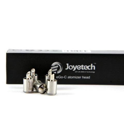Genuine Joyetech™ Atomizer heads (5 Pack) Type (A)  (For use with the eGo-C, eGo-CC and eCab)