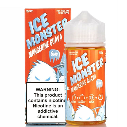 Mangerine Guava Ice Monster E-Juice
