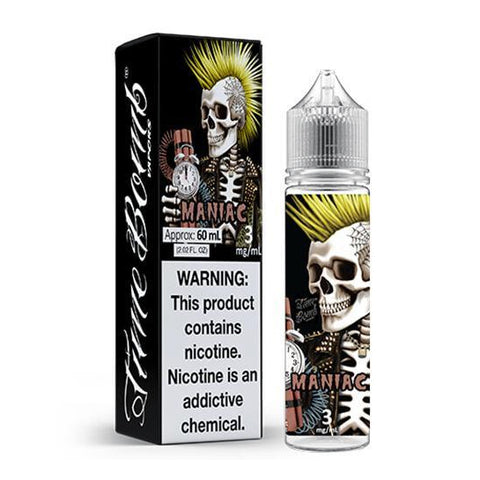 Maniac - Time Bomb Vapors E-Juice (60 ml)