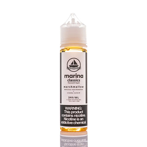 Marshmallow - Marina Vape E-Juice (60 ml)