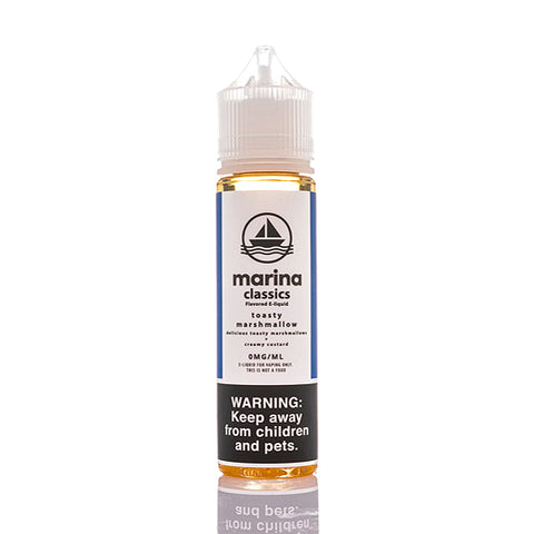 Toasty Marshmallow - Marina Vape E-Juice (60 ml)