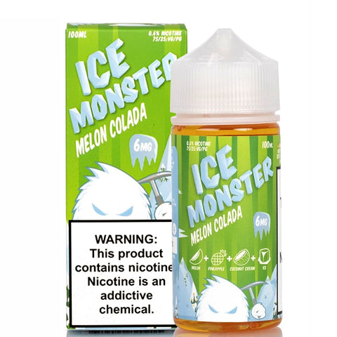 Melon Colada - Ice Monster E-Juice (100 ml)