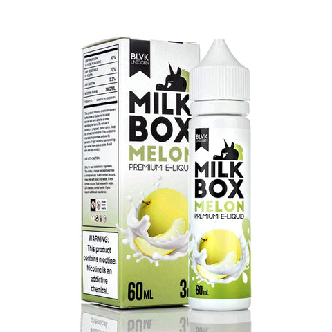 Melon Milk Box - BLVK Unicorn E-Juice (60 ml)