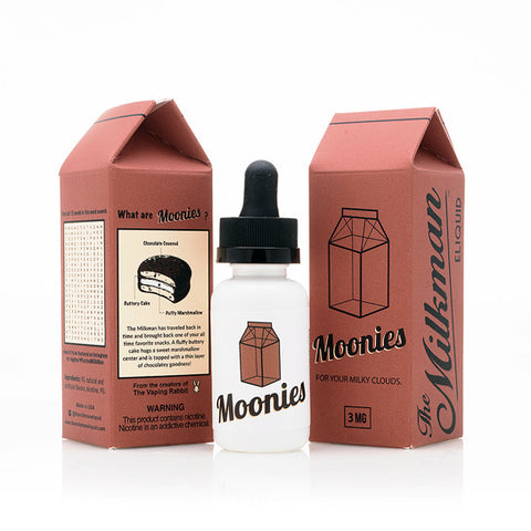 Moonies - The Milkman E-Juice