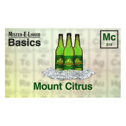 Mount Citrus - Mister E-Liquid