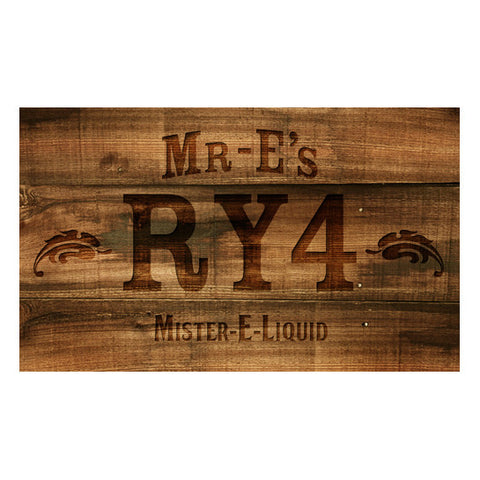 Mr E's RY4 - Mister E-Liquid