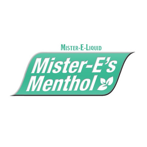 Mr E's Menthol - Mister E-Liquid