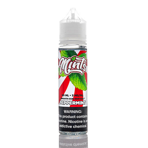 Peppermint - Mints E-Juice