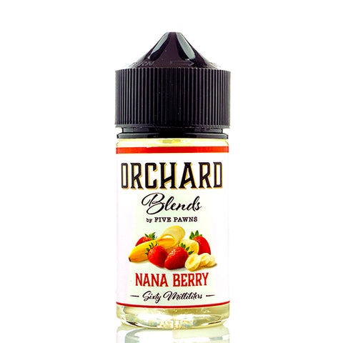 Nana Berry - Orchard Blends E-Juice (60 ml)