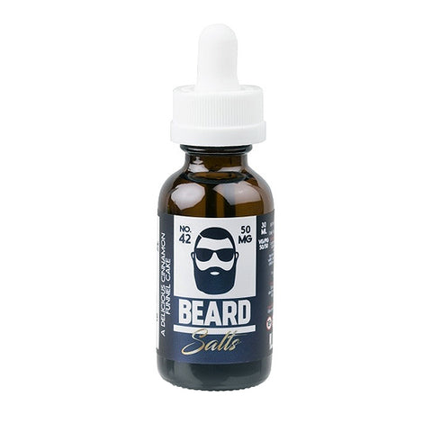 No. 42 E-Juice Beard Salts