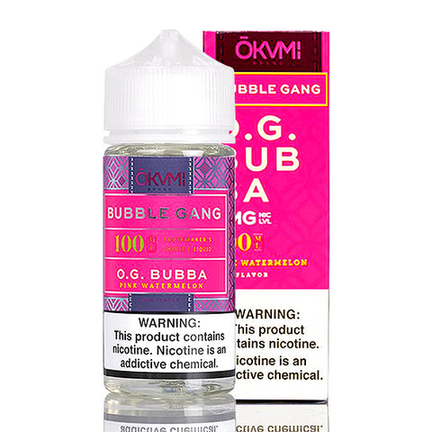 OG Bubba - Bubble Gang E-Juice (100 ml)