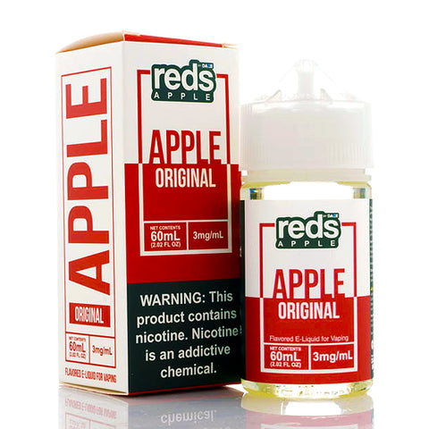 Original Apple Reds E-Juice