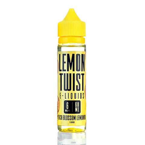 Peach Blossom Lemonade - Lemon Twist E-Juice (60 ml)