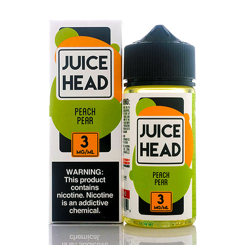 Peach Pear Juice Head E-Juice