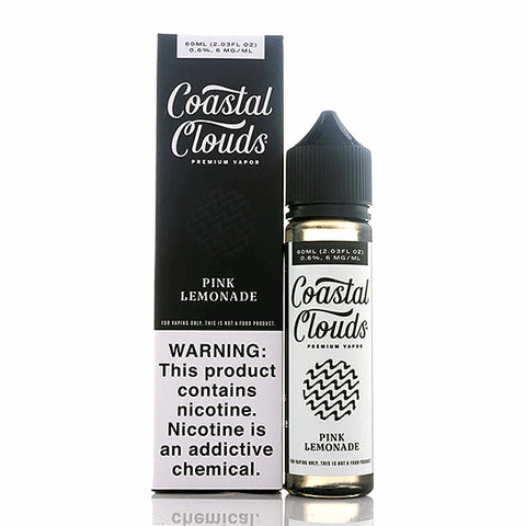 Pink Lemonade Coastal Clouds E-Juice
