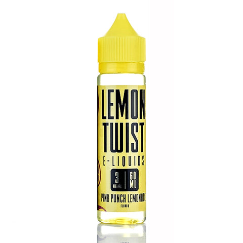 Pink Punch Lemonade - Lemon Twist E-Juice (60 ml)