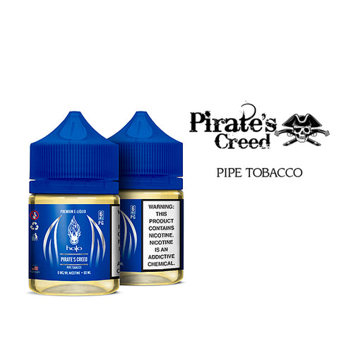 Pirate's Creed - Halo E-Liquid