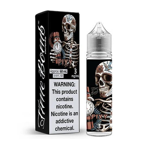 Pixy - Time Bomb Vapors E-Juice (60 ml)