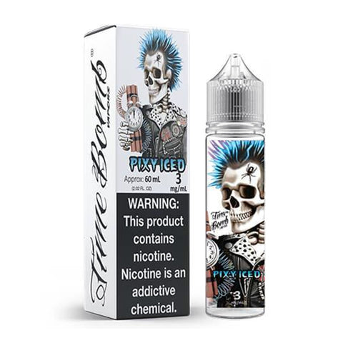 Pixy Iced - Time Bomb Vapors E-Juice (60 ml)