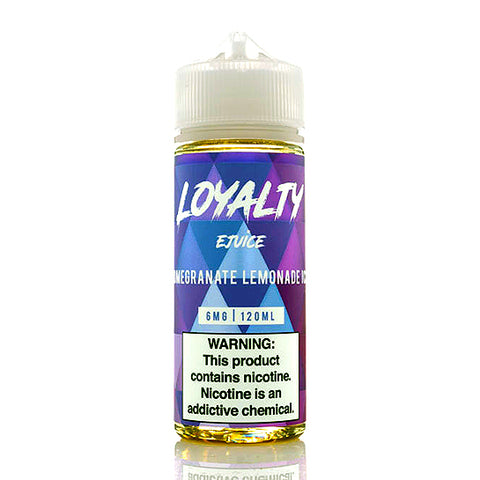 Pomegranate Lemonade Ice - Loyalty E-Juice (120 ml)