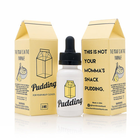 Pudding - The Milkman E-Juice
