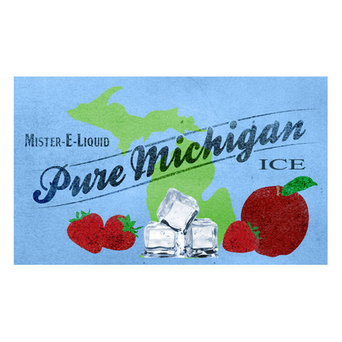 Pure Michigan Ice - Mister E-Liquid