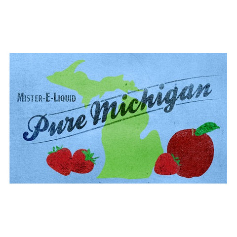Pure Michigan - Mister E-Liquid