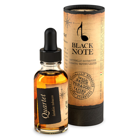 Quartet E-Juice Black Note