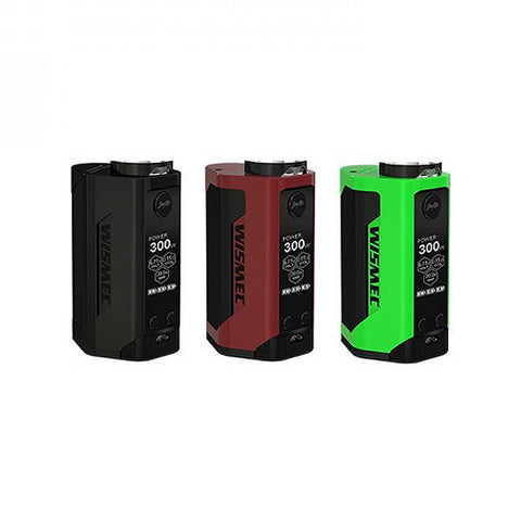 Wismec Reuleaux RX Gen3 300W TC Box Mod by Jay Bo Designs