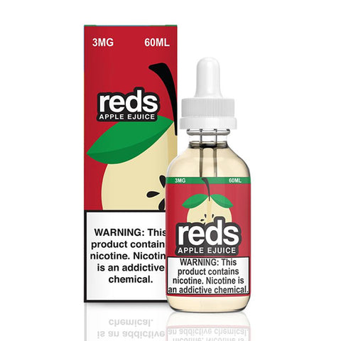 Reds Apple - Reds E-Juice (60 ml)