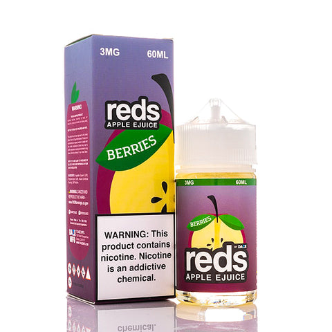 Reds Berries E-Juice by 7 Daze (60ml)