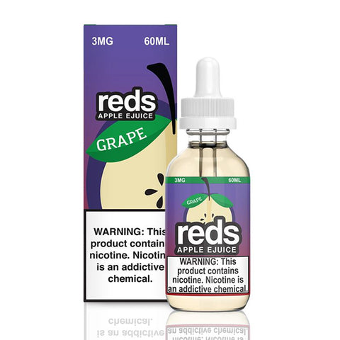 Reds Grape Vape Juice