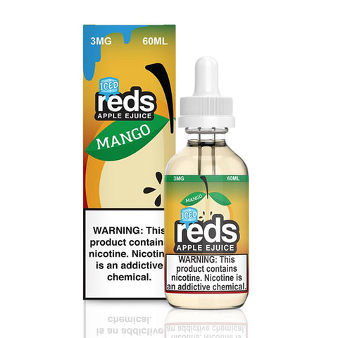 Reds Mango Iced - Reds E-Juice (60 ml)