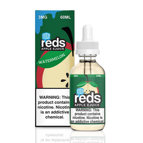 Reds Watermelon Iced - Reds E-Juice (60 ml)