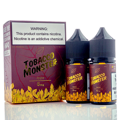 Rich Tobacco Monster E-Juice