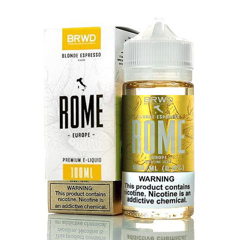 Rome - BRWD E-Juice (100 ml)