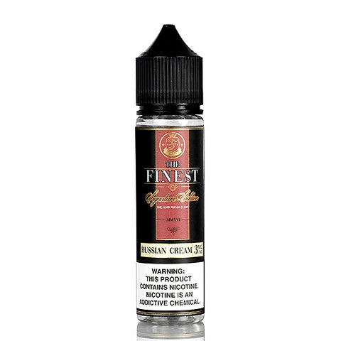 Russian Cream - The Finest E-Juice (60 ml)