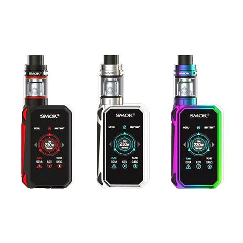 Genuine Smok™ G-Priv 2 Starter Kit (230W Touch Screen & X-Baby Tank)