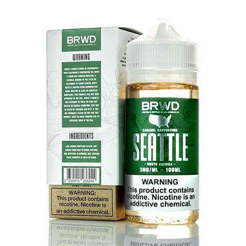 Seattle BRWD E-Juice