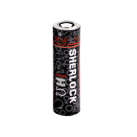 Hohm Tech™ Sherlock Hohm 20700 INR 3116mAh 47.1A Flat Top Battery