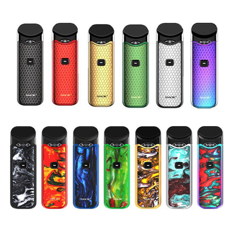 Smok Nord Starter Kit (1100mah 3ml Pod System) - Vapor Authority