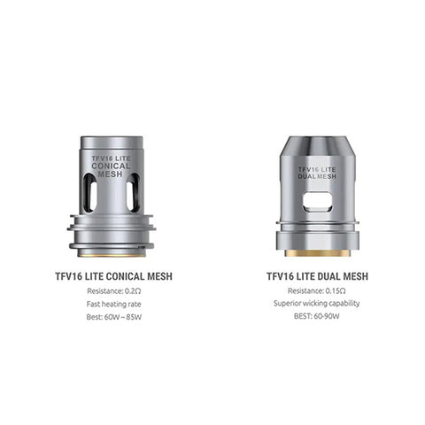 Smok TFV16 Lite Replacement Coils (3 Pack)