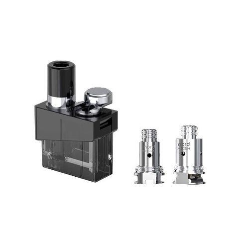 Smok Trinity Alpha Replacement Pod Cartridge w/ Coils (1 pod & 2 coils)