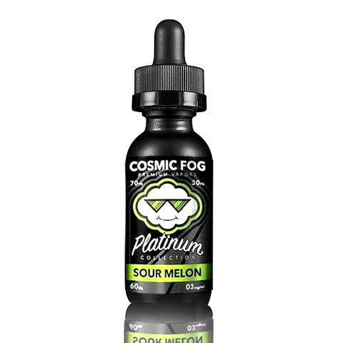 Sour Melon E-Liquid Cosmic Fog