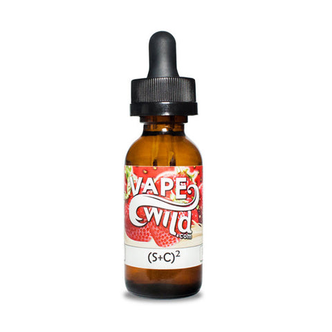 S+C² - Vape Wild E-Juice (60 ml)