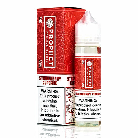 Strawberry Cupcake - Prophet E-Juice (60 ml)