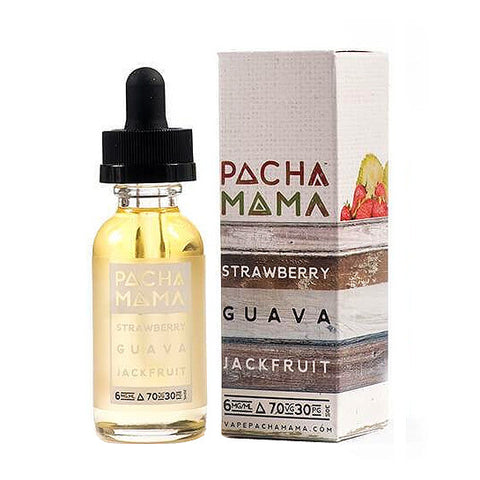 Strawberry Guava Jackfruit - Pachamama E-Juice (60 ml)