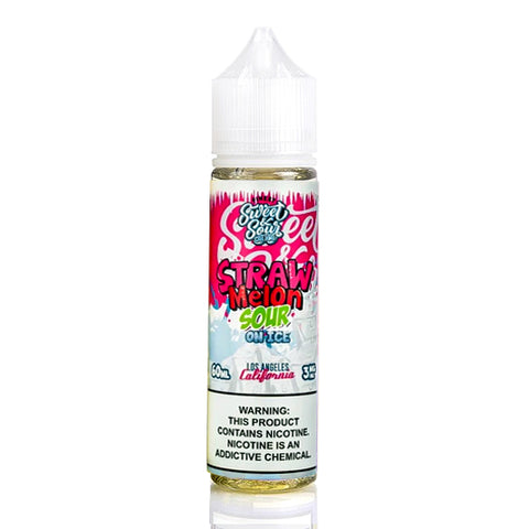 Strawmelon Sour on Ice - The Finest E-Juice (60 ml)