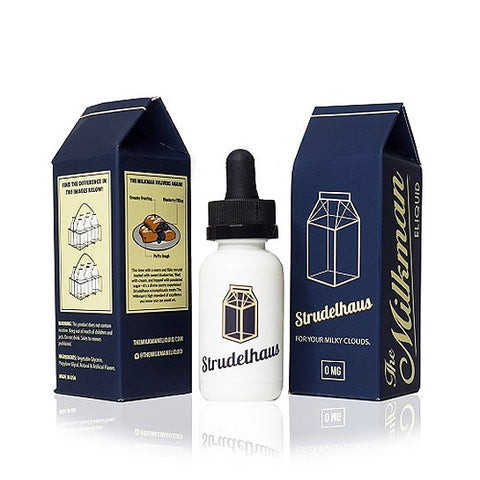 Strudelhaus - The Milkman E-Juice