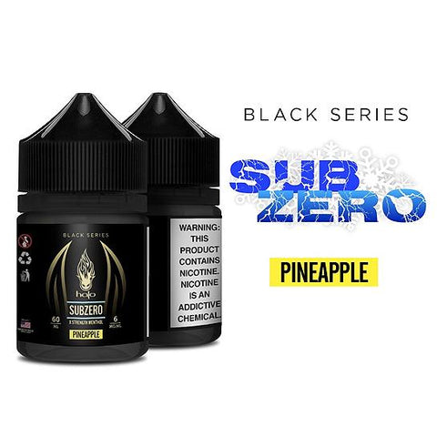 SubZero Pineapple - Halo E-Liquid